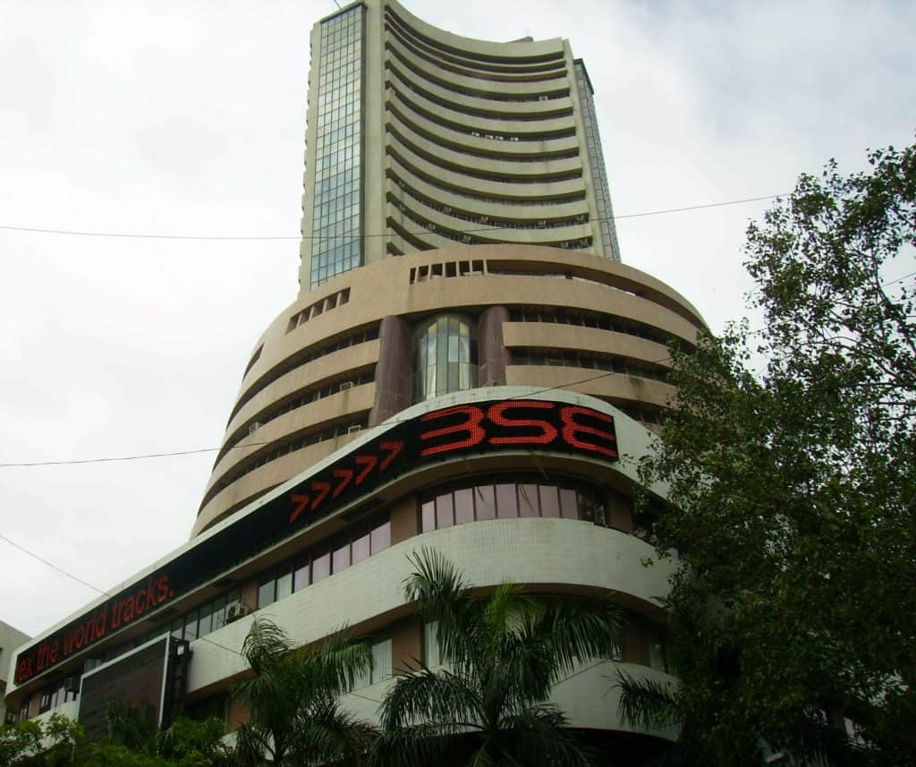 what is the sensex